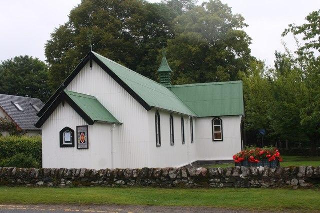 St Fillan's Church