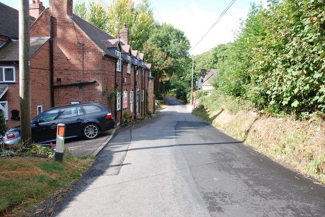 Small Hamlet on Greensforge Lane