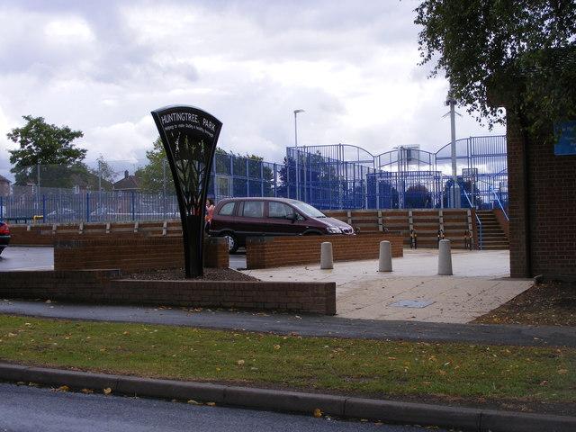 Huntingtree Park