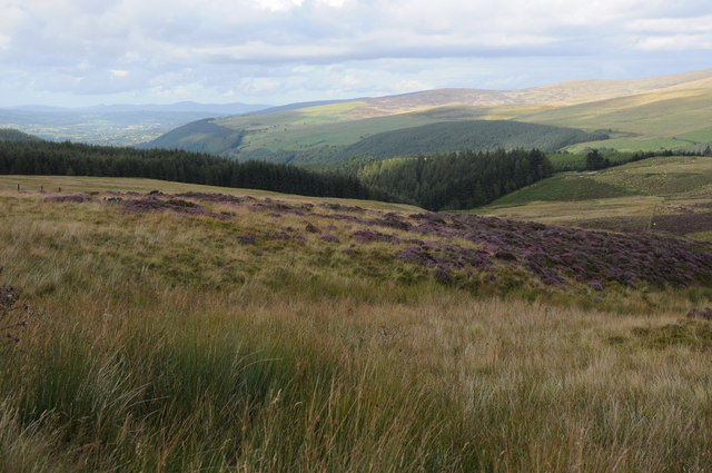 View to Cwm Pennant
