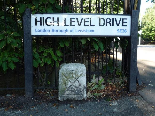 High Level Bridge Mark