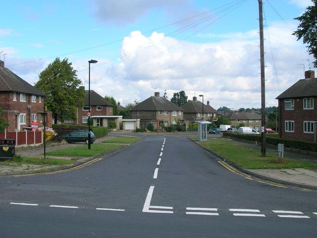 Stradbroke Drive, Sheffield