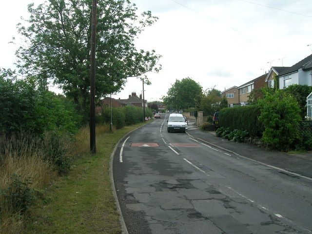 Woodhouse Lane