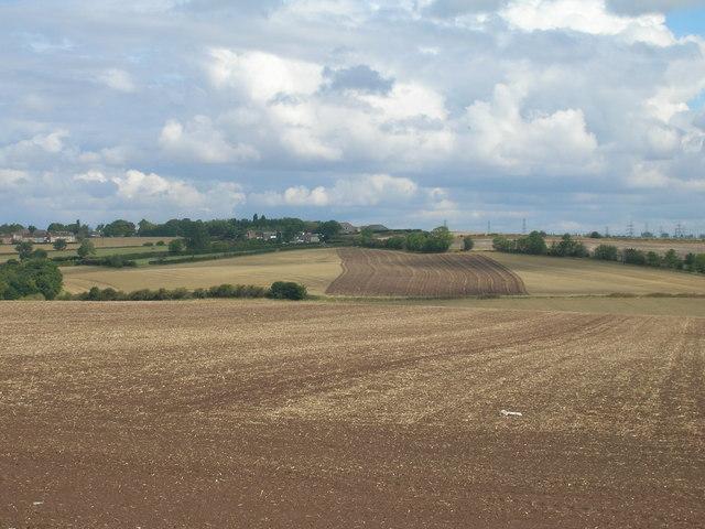 Farmland off Aston Lane