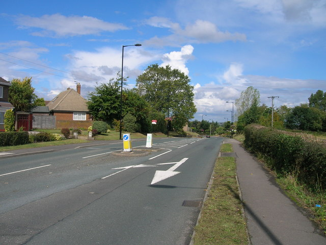Aston Lane (B6067)