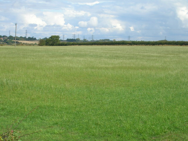 Farmland off Penny Hill Lane