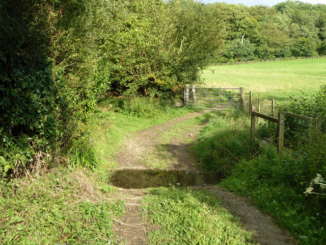 Ford near Tan House Farm