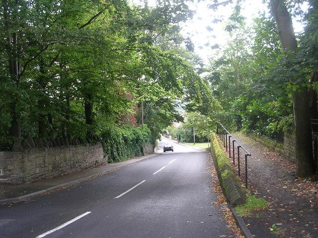 Kirklands Road - Station Road