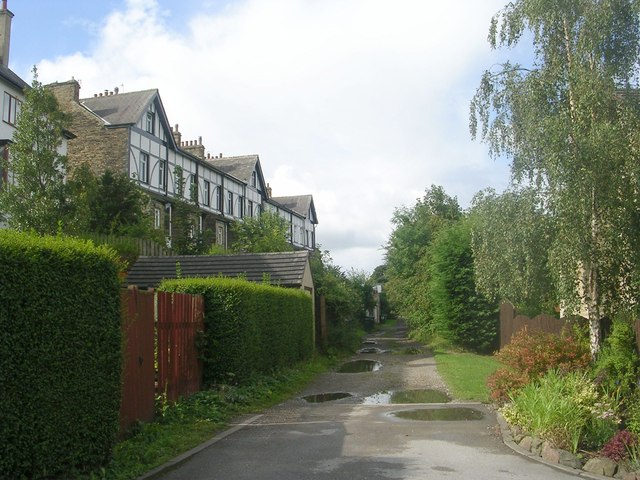 Upper Fyfe Lane - Kirklands Road