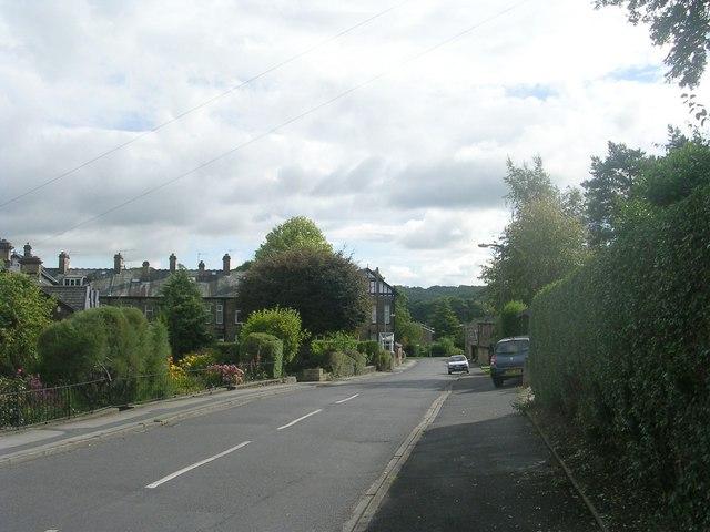 Kirklands Lane - Kirklands Road