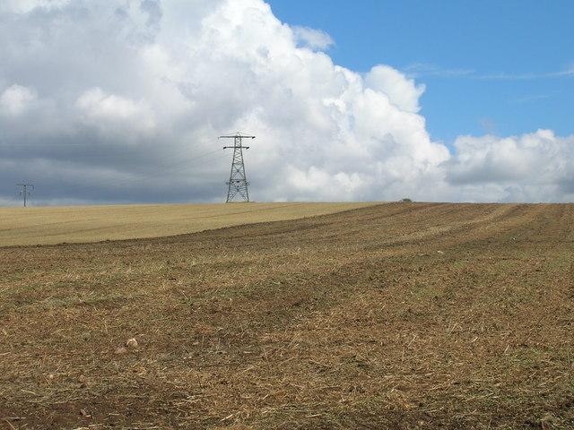 Farmland off Guilthwaite Common Lane