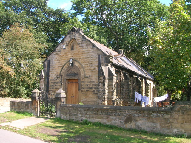 Converted chapel, Morthen