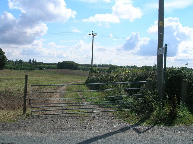 Sheep Dike Lane (bridleway)