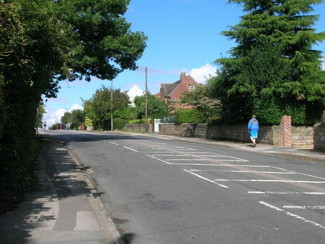 Morthen Road, Wickersley