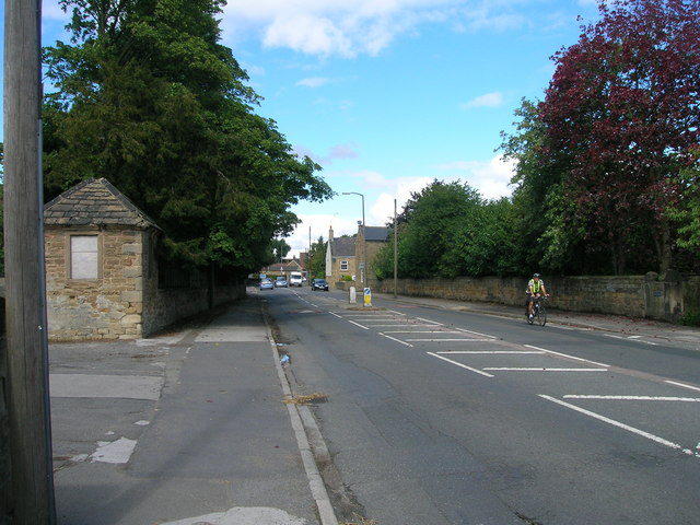 Morthen Road (B6060) heading north