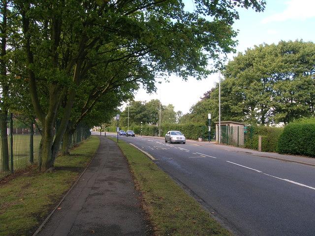 Northfield Lane, Wickersley