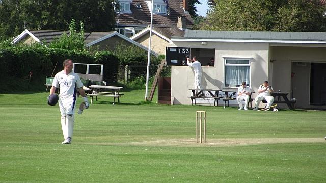 Scoreboard, The Wicket