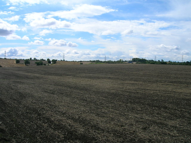 Farmland off Kingsforth Lane