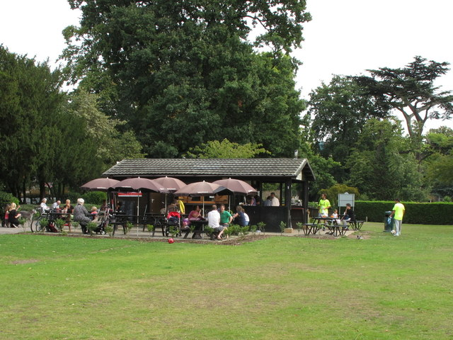 Caf 233 In Walpole Park Ealing 169 David Hawgood Cc By Sa 2 0