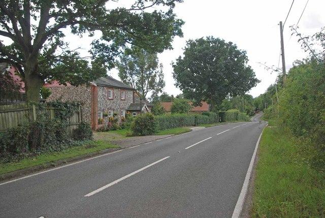 Stone Cottage, Whiteash Green