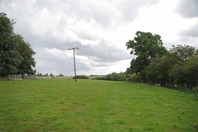 Footpath to Halstead