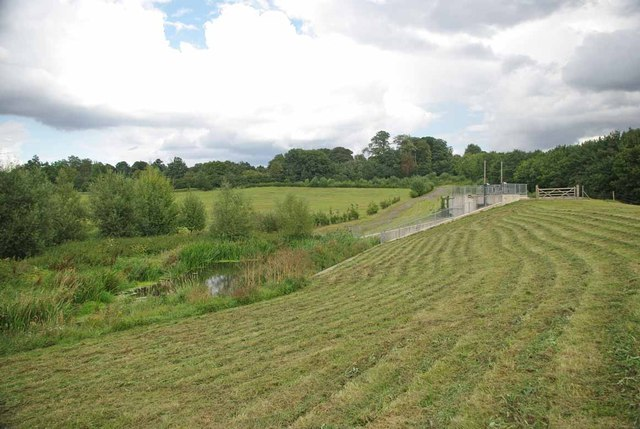 Halstead Flood Protection Scheme