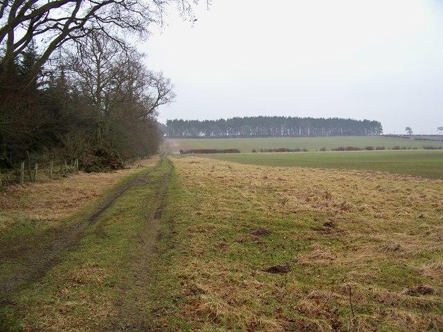 RAF Charterhall - Dispersed Site No 8