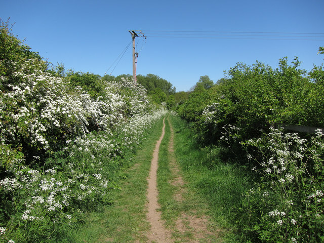 Path to Hildersham