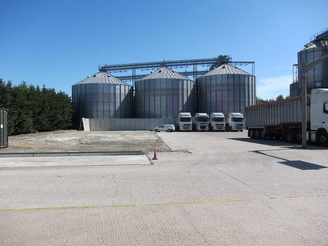 Camgrain Linton facility
