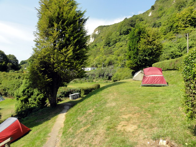 Folkestone, Little Switzerland Campsite