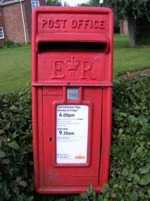 Goddards Corner Postbox