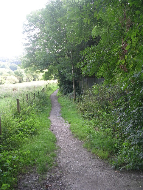Footpath - Otley Road