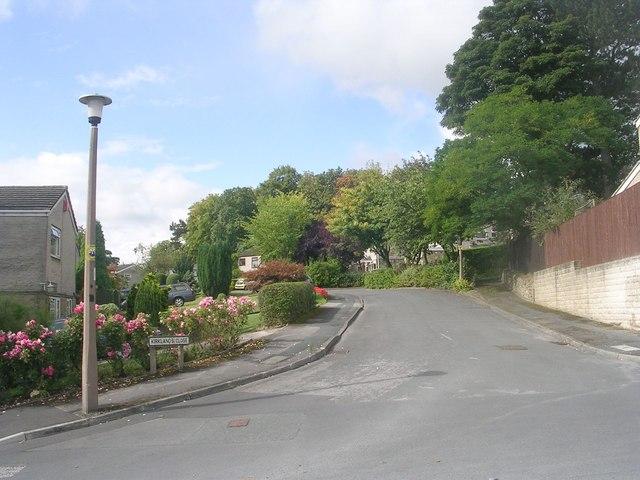 Kirklands Close - Kirklands Lane