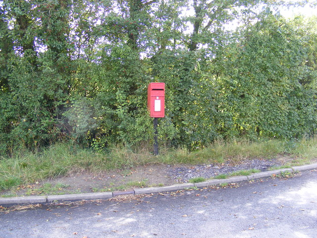 White Horse Postbox