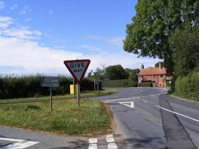 B1117 Station Road