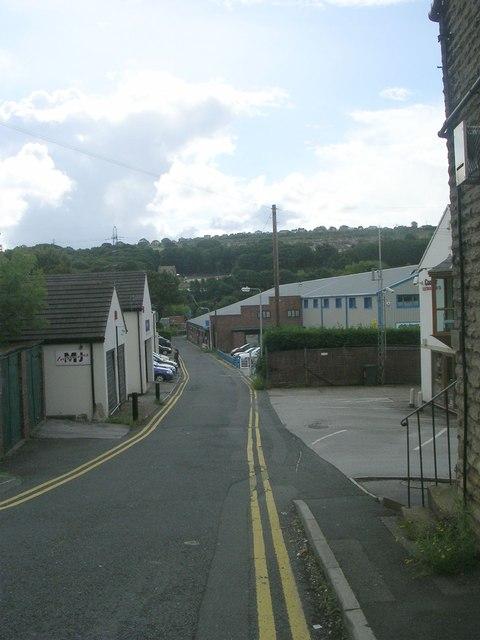 Briar Rhydding - Otley Road