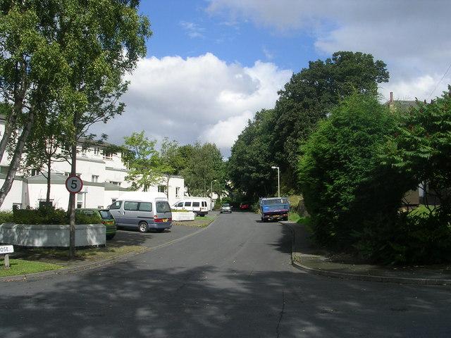 Dewhirst Close - Dewhirst Road