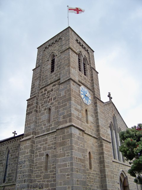 St Mary's Church, Hugh Town, St Mary's, Isles Of Scilly