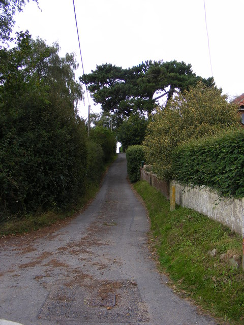 Chapel Lane, Grundisburgh