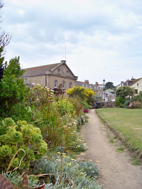 Town Park & Town Hall, Hugh Town, St Mary's, Isles Of Scilly