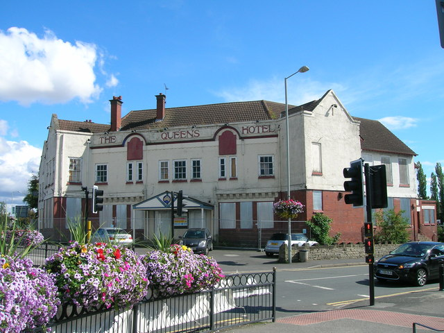 The Queens Hotel, Maltby