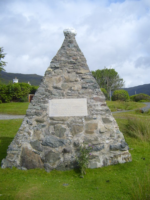 Cairn at Lochbuie