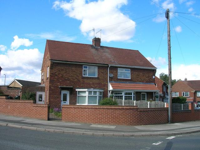 Houses on Salisbury Road
