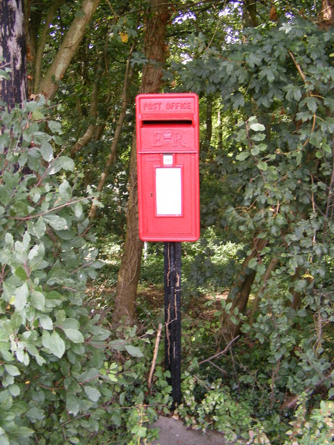 Lower Road Postbox