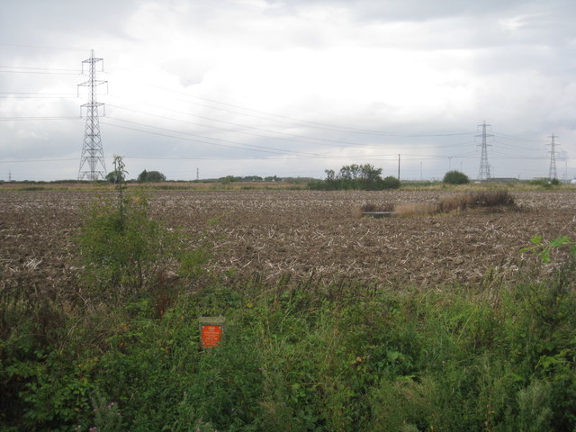 View from West Middle Mere Road