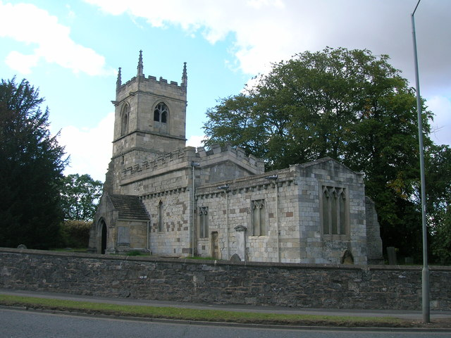 St Peter's Church, Old Edlington