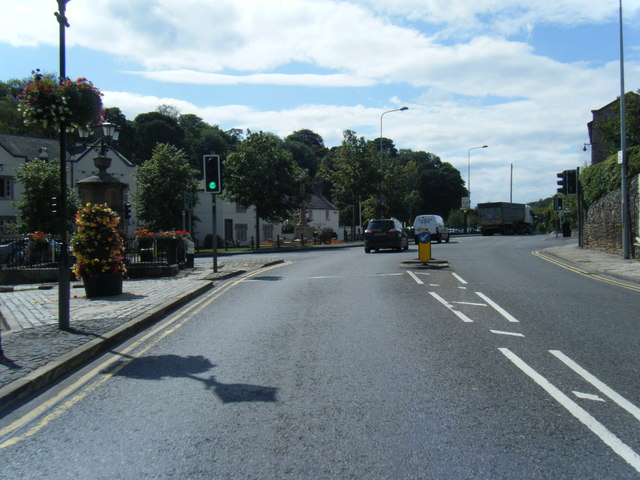 Market Street junction