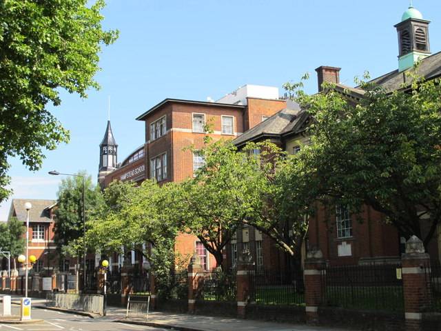 Hampstead School, Westbere Road, NW2