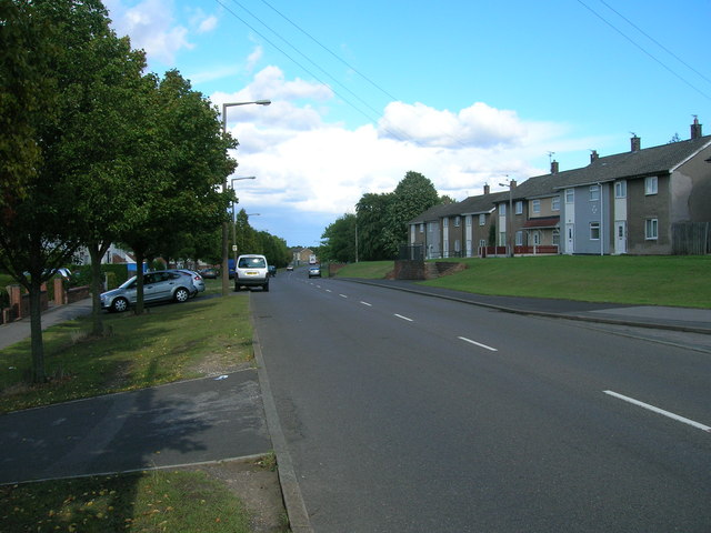Broomhouse Lane, New Edlington