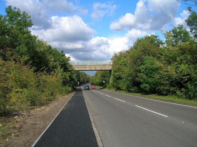 Broomhouse Lane towards Balby